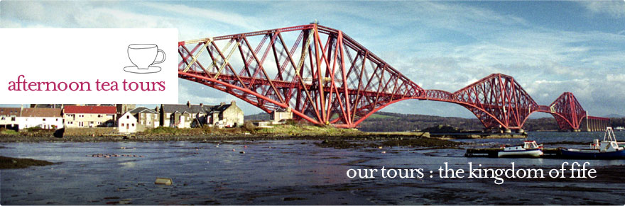 Afternoon Tea Tours - Fife guided tour