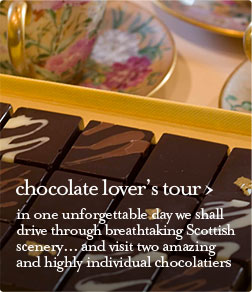 the chocolate lover's guided tour